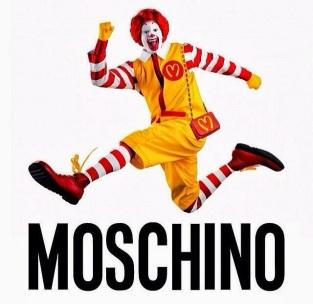 Moschino McDonald's 4